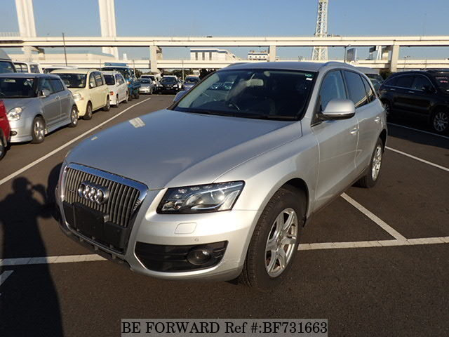 Used 2009 AUDI Q5 BF731663 for Sale