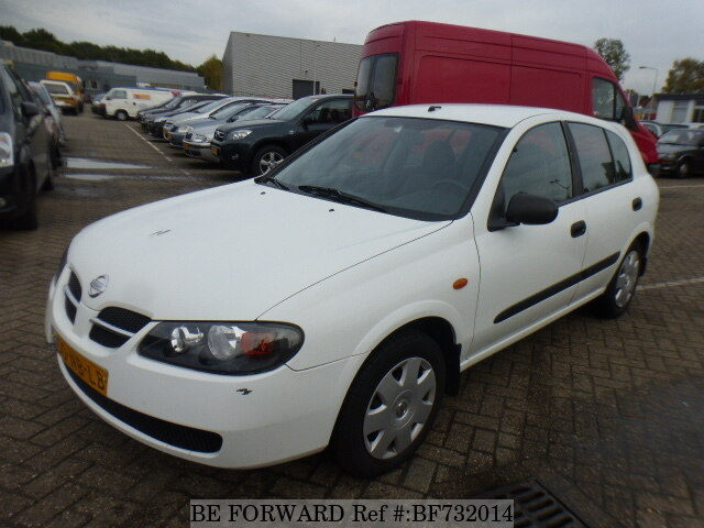 used 2003 nissan almera for sale bf732014 - be forward
