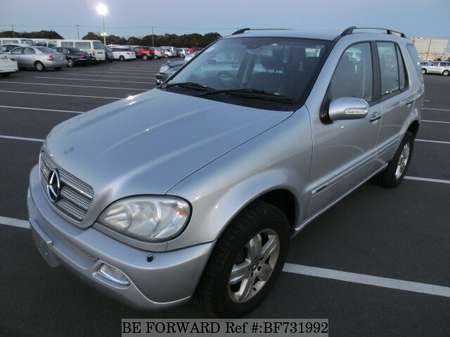 Used 2005 Mercedes Benz M Cl Bf731992 For