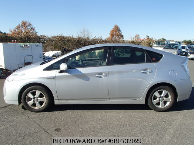 used 2009 toyota prius l daa zvw30 for sale bf732029 be forward. Black Bedroom Furniture Sets. Home Design Ideas