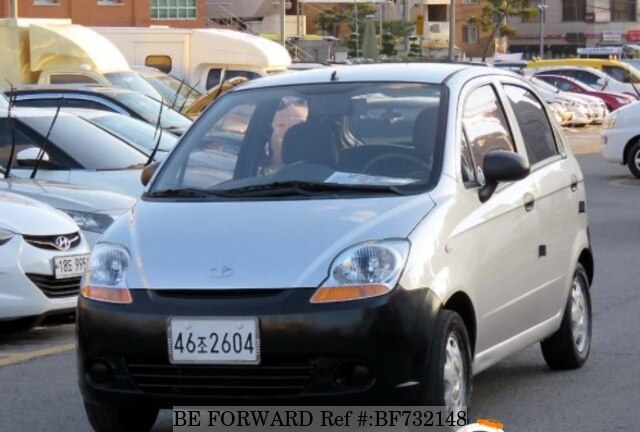 Used 2009 DAEWOO MATIZ for Sale BF732148 - BE FORWARD