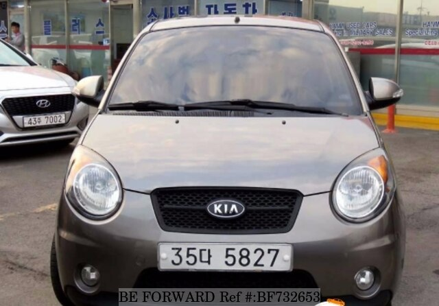 used 2009 kia morning picanto for sale bf732653 be forward. Black Bedroom Furniture Sets. Home Design Ideas