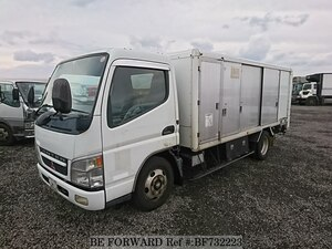 Used 2004 MITSUBISHI CANTER BF732223 for Sale
