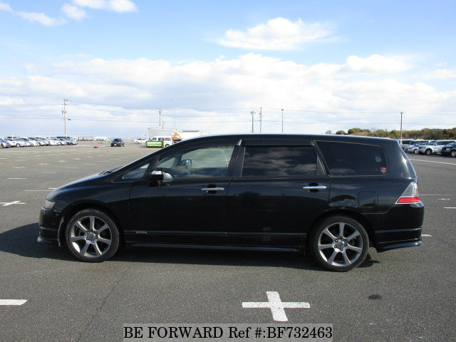 used 2006 honda odyssey absolute aba rb1 for sale bf732463 be forward. Black Bedroom Furniture Sets. Home Design Ideas