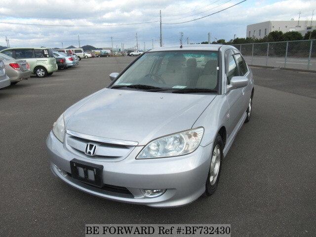 2004 HONDA. Civic Hybrid