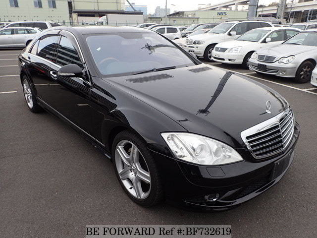 Used 2009 Mercedes Benz S Cl Bf732619 For Image
