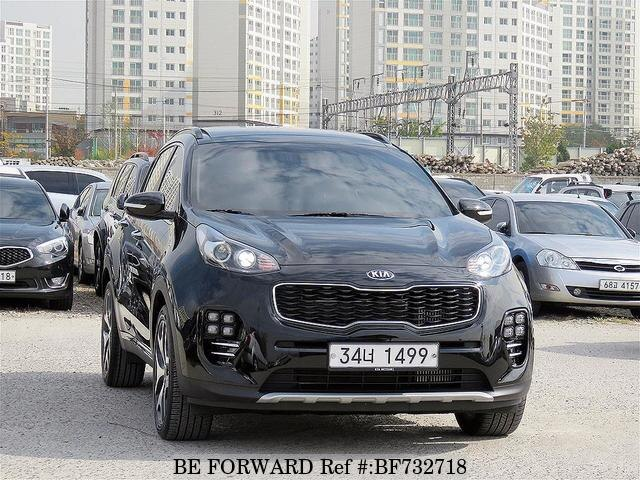 used 2017 kia sportage noblesse for sale bf732718 be forward. Black Bedroom Furniture Sets. Home Design Ideas