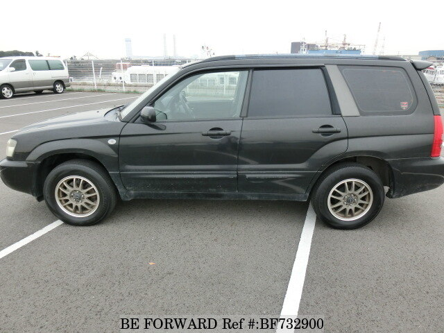 used 2003 subaru forester x20 ta sg5 for sale bf732900 be forward. Black Bedroom Furniture Sets. Home Design Ideas