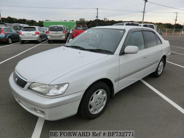 used 1998 toyota corona premio g limited gf st210 for sale bf732771 rh beforward jp 98 Toyota Corona Carros Toyota