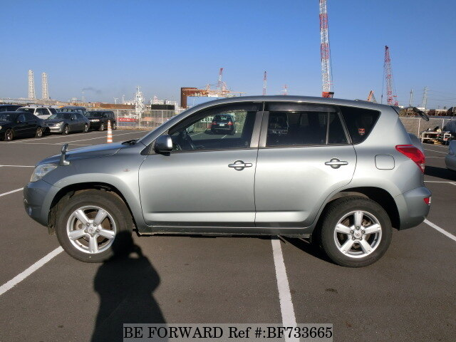 used 2007 toyota rav4 g dba aca31w for sale bf733665 be. Black Bedroom Furniture Sets. Home Design Ideas