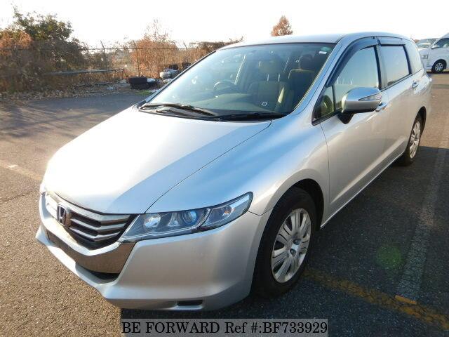2012 Honda Odyssey For Sale >> Used 2012 Honda Odyssey Dba Rb3 For Sale Bf733929 Be Forward