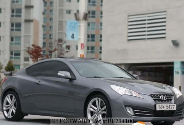 2016 Hyundai Genesis Coupe 3.8 GT (Stk: 60102) in Goderich - Image 1 ...
