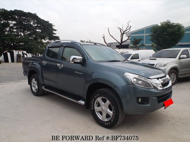 used 2012 isuzu d-max 3.0 double cab/tfs85jcrh6 for sale bf734075