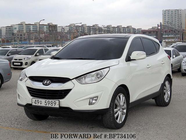 used 2010 hyundai tucson luxury ix for sale bf734106 be forward. Black Bedroom Furniture Sets. Home Design Ideas