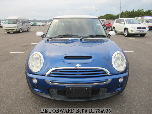 used 2004 bmw mini cooper s  gh re16 for sale bf734935 be BMW E46 BMW M5