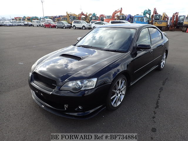 used 2004 subaru legacy b4 2 0gt spec b ta bl5 for sale bf734884 be forward. Black Bedroom Furniture Sets. Home Design Ideas