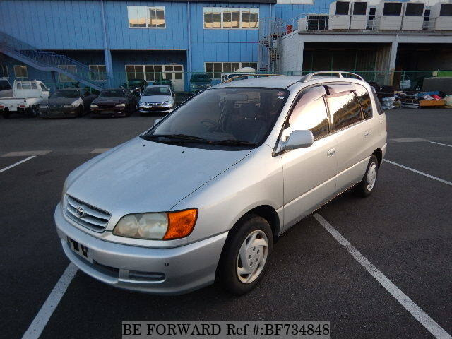 Used 2000 toyota ipsumgf sxm10g for sale bf734848 be forward used 2000 toyota ipsum bf734848 for sale fandeluxe Gallery