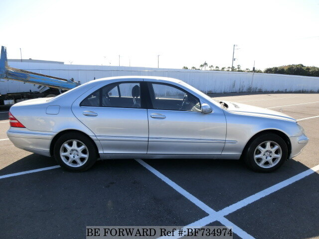 Used 2002 mercedes benz s class s500 gf 220075 for sale for Mercedes benz 2002 s500 for sale