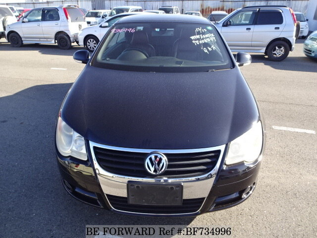 2006 volkswagen eos 2 0t gh 1fbwa d 39 occasion bf734996 be forward. Black Bedroom Furniture Sets. Home Design Ideas