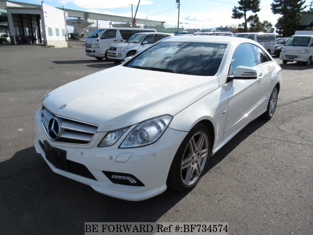 Used 2011 MERCEDES-BENZ E-CLASS E250 CGI AMG SPORTS PACKAGE