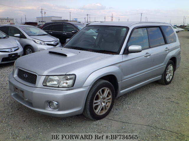 Used 2005 Subaru Forester Cross Sports 20tta Sg5 For Sale Bf734565