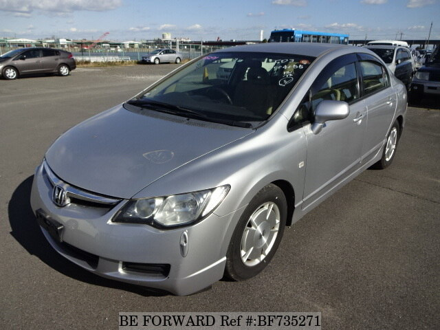 2006 HONDA. Civic Hybrid