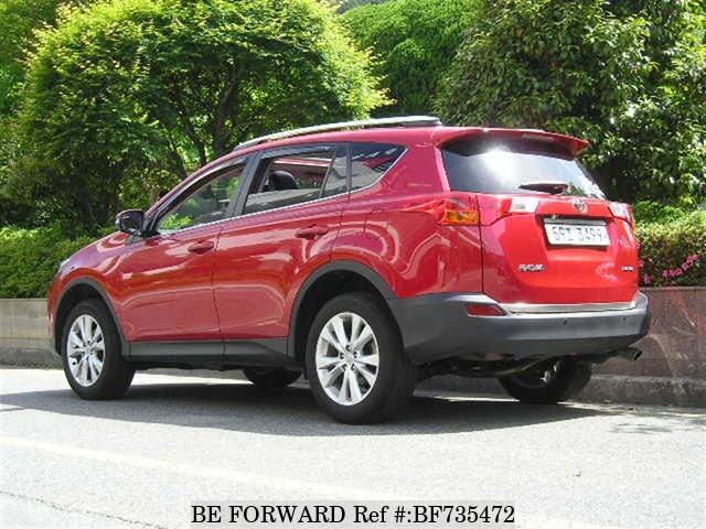 used 2013 toyota rav4 limited for sale bf735472 be forward. Black Bedroom Furniture Sets. Home Design Ideas