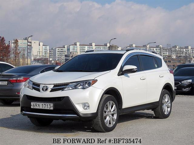 used 2013 toyota rav4 limited for sale bf735474 be forward. Black Bedroom Furniture Sets. Home Design Ideas