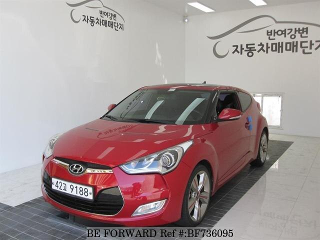Superb Used 2013 HYUNDAI VELOSTER BF736095 For Sale