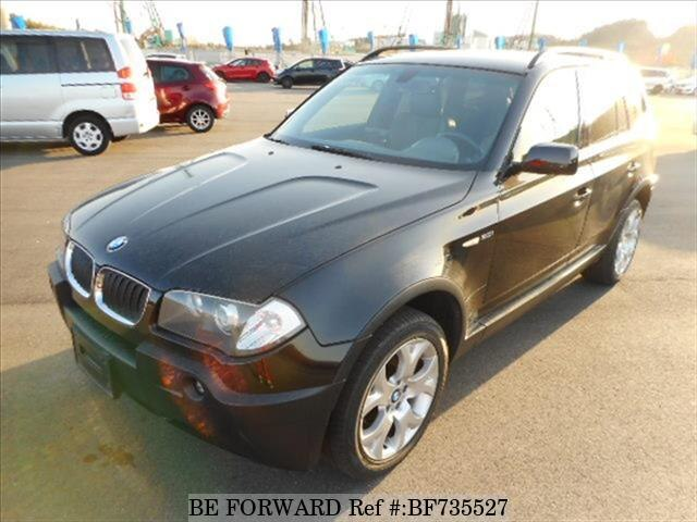 Used 2004 BMW X3 3.0I/GH-PA30 for Sale BF735527 - BE FORWARD