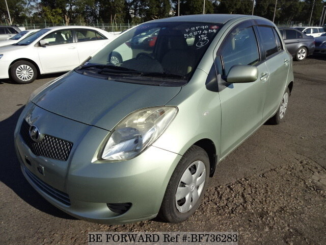 used 2007 toyota vitz f dba ksp90 for sale bf736283 be forward rh beforward jp 2003 Toyota Vitz 2017 Toyota Vitz
