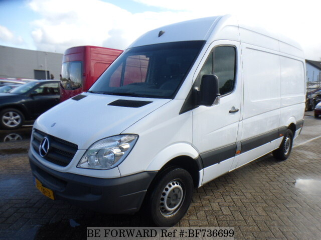c813e5abd8 Used 2007 MERCEDES-BENZ SPRINTER 315 CDI for Sale BF736699 - BE FORWARD