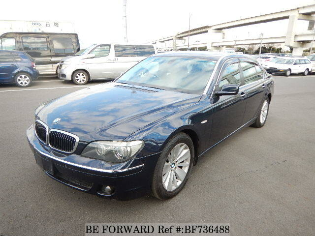 Used 2005 BMW 7 SERIES 750LI COMFORT PACKAGE ABA HN48 For Sale