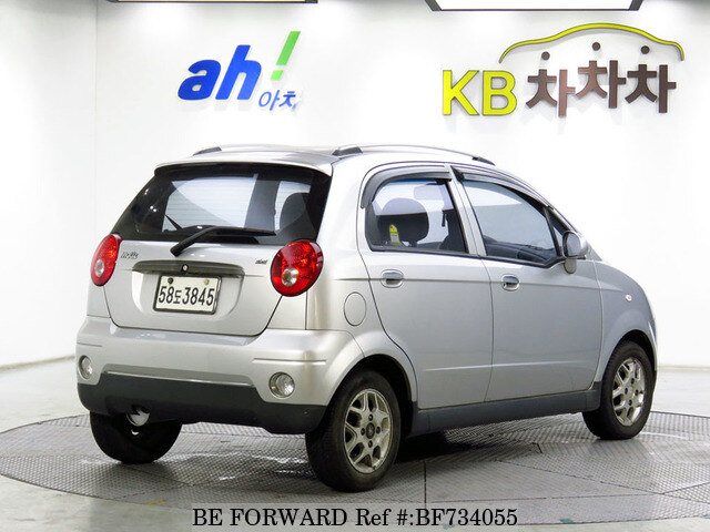 used 2008 daewoo matiz for sale bf734055 be forward. Black Bedroom Furniture Sets. Home Design Ideas
