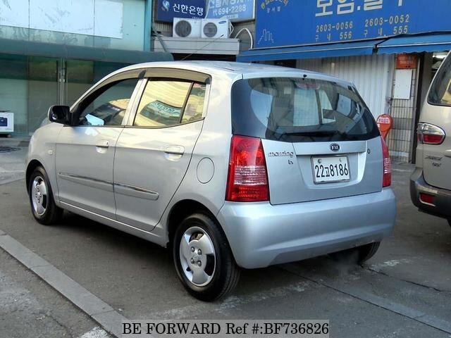 used 2007 kia morning picanto lx bah43d7 for sale bf736826 be forward. Black Bedroom Furniture Sets. Home Design Ideas