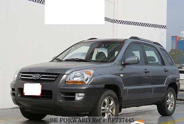 used 2005 kia sportage d4ea for sale bf737445 be forward. Black Bedroom Furniture Sets. Home Design Ideas