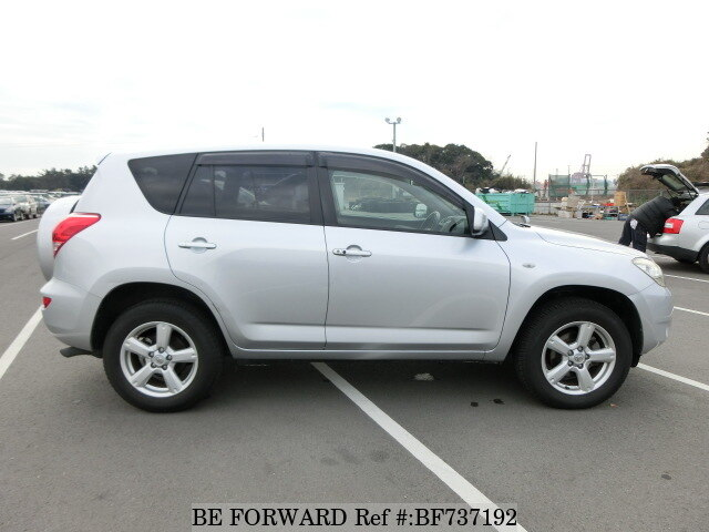 2006 toyota rav4 g dba aca31w d 39 occasion en promotion bf737192 be forward. Black Bedroom Furniture Sets. Home Design Ideas