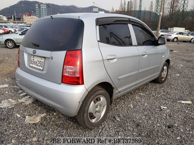 used 2006 kia morning picanto for sale bf737589 be forward. Black Bedroom Furniture Sets. Home Design Ideas