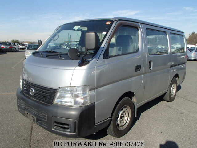 used 2005 nissan caravan van lc vpe25 for sale bf737476 be forward. Black Bedroom Furniture Sets. Home Design Ideas