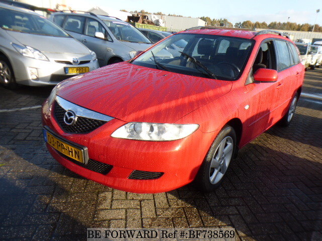 Used 2004 MAZDA MAZDA6 for Sale BF738569 - BE FORWARD