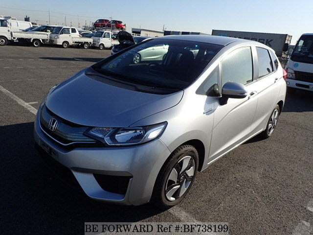 About This 2014 HONDA Fit Hybrid (Price:$7,170)