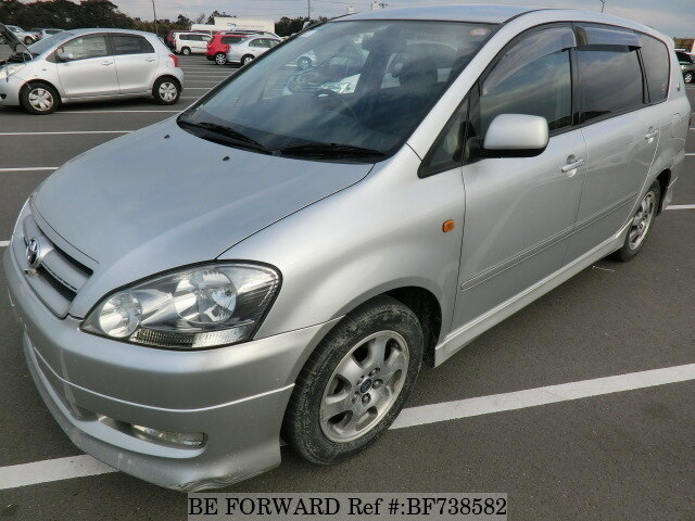 Used 2003 toyota ipsum 240sta acm21w for sale bf738582 be forward used 2003 toyota ipsum bf738582 for sale fandeluxe Gallery
