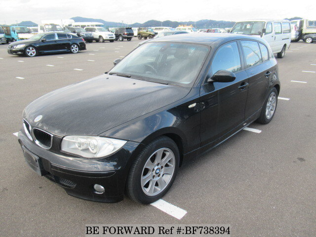 Used 2005 BMW 1 SERIES 118I/GH-UF18 for Sale BF738394 - BE FORWARD