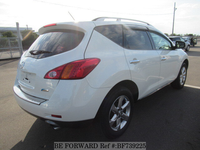 2008 nissan murano 350xv four cba pnz51 d 39 occasion en. Black Bedroom Furniture Sets. Home Design Ideas