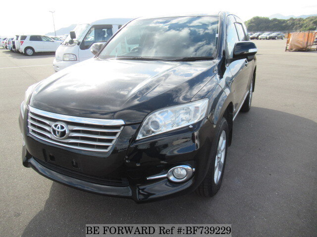 Used 2010 TOYOTA VANGUARD BF739229 for Sale