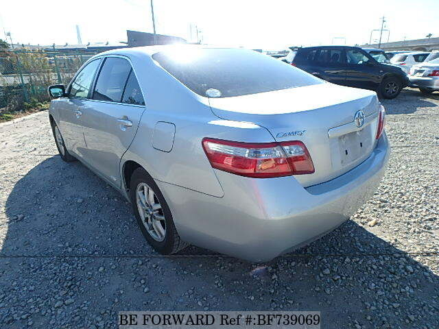 used 2008 toyota camry g limited edition dba acv40 for sale bf739069 be forward. Black Bedroom Furniture Sets. Home Design Ideas