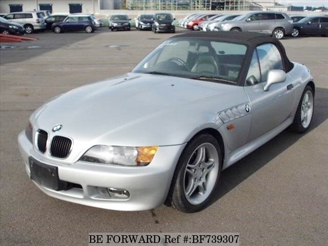 Used 1997 Bmw Z3 Road Stare Ch19 For Sale Bf739307 Be Forward