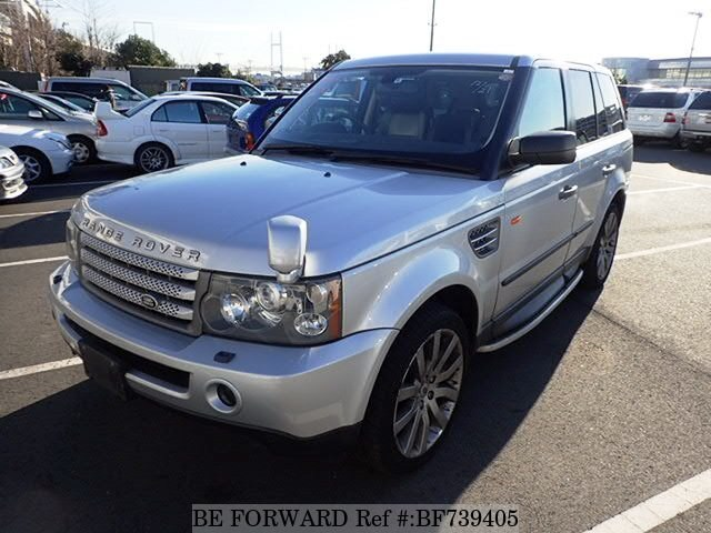 Used 2006 LAND ROVER RANGE ROVER SPORT BF739405 for Sale
