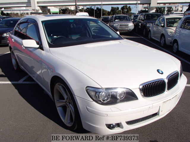 Used 2007 BMW 7 SERIES 740I DYNAMIC SPORTS PACKAGE/ABA-HL40 for Sale ...