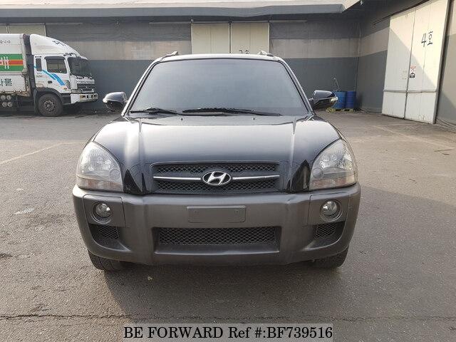 2007 hyundai tucson usados en venta bf739516 be forward for Hyundai motor myanmar co ltd
